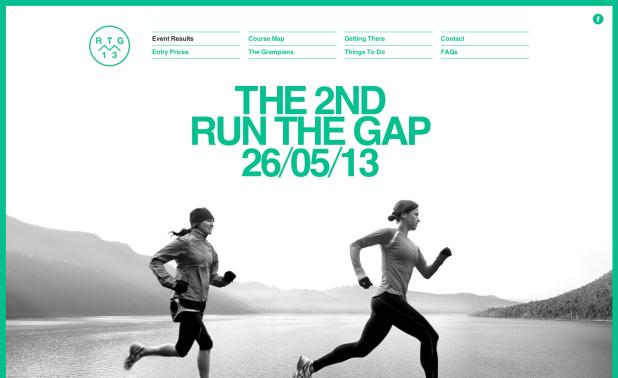 Run the Gap - Fun Run - 26/05/13