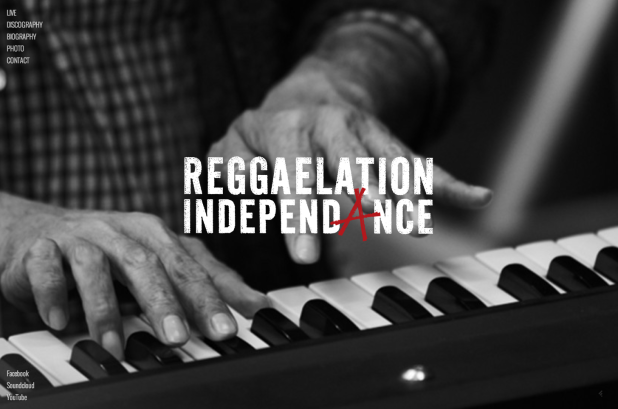 Reggaelation IndependAnce レゲレーション・インディペンダンス
