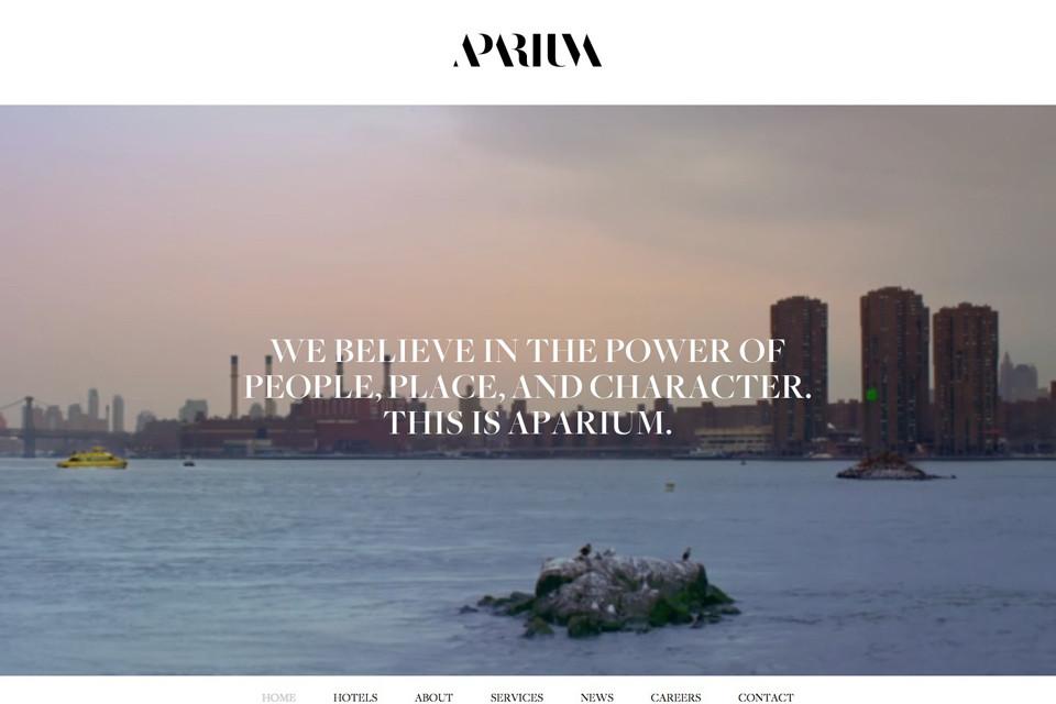 Aparium