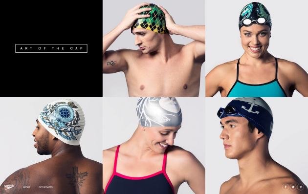 Art of the Cap - Speedo USA
