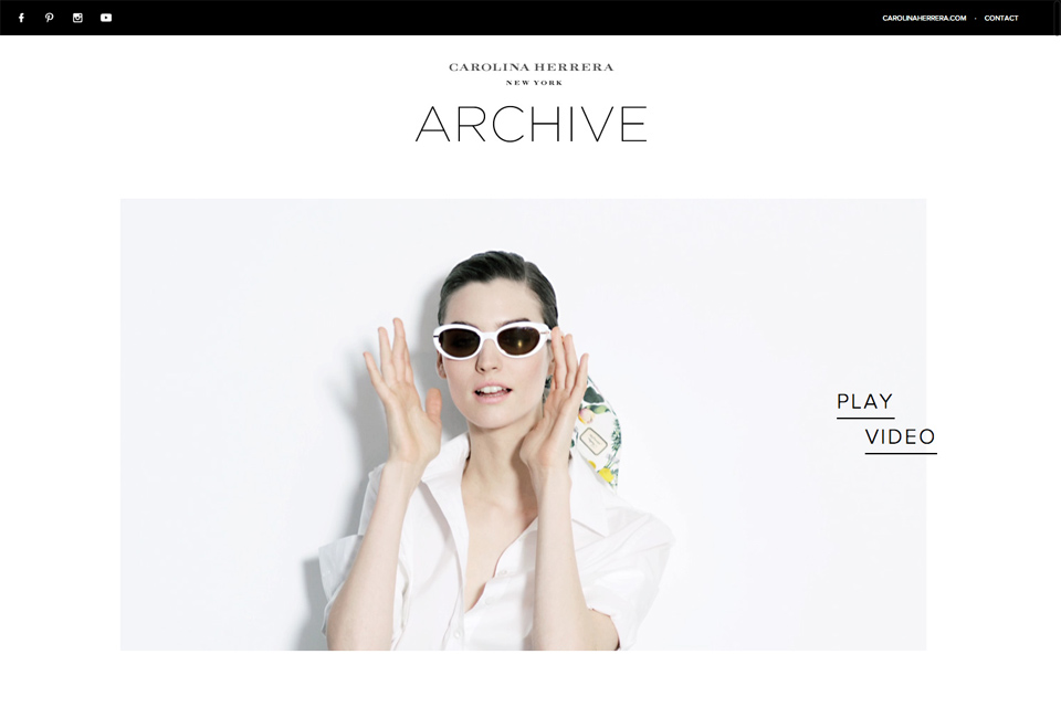 Carolina-Herrera---New-York---Archive