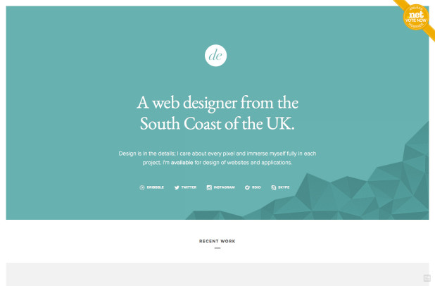 Dan Edwards - Web designer