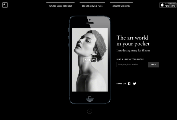 Download the New Artsy iPhone App