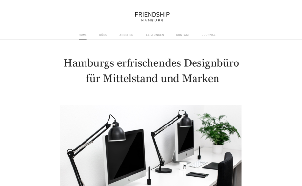 Friendship Hamburg