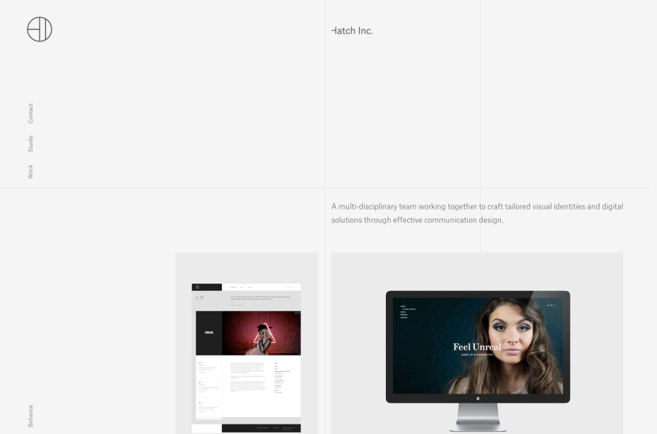 Hatch Inc. | Independent Design Studio