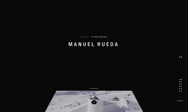 Manuel Rueda - Video Freelancer
