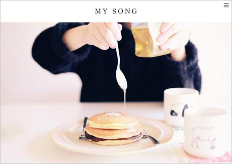 ランディングページ専用WordPressテーマ「My Song」