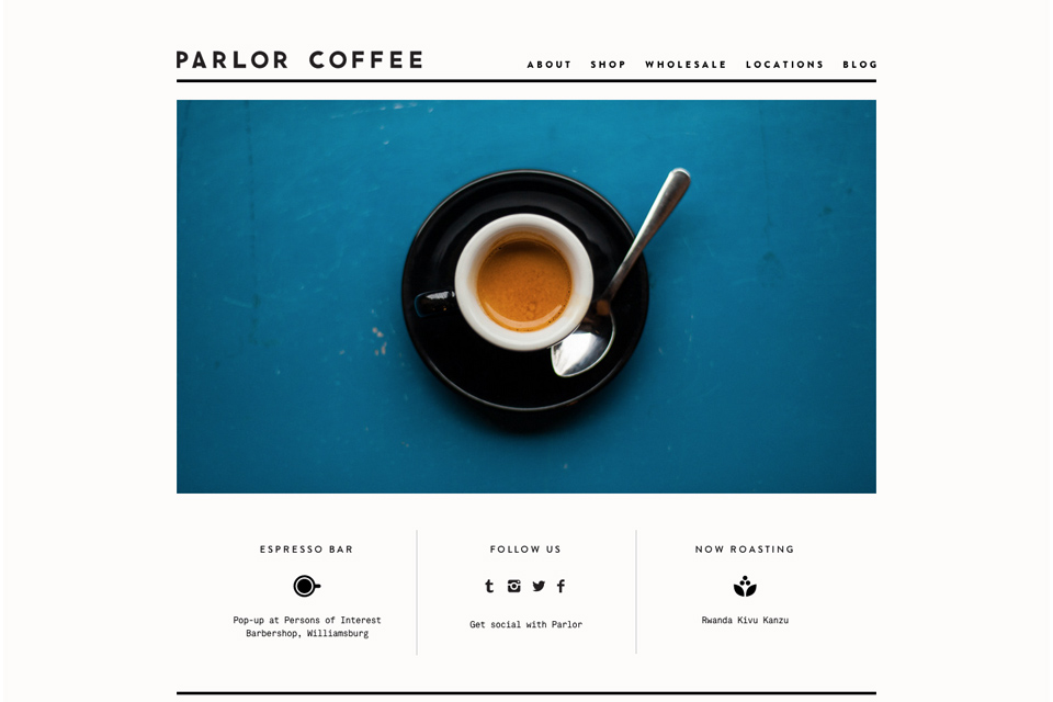 Parlor-Coffee