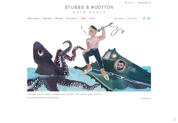 Stubbs & Wootton - Purveyors of Fine Footwear
