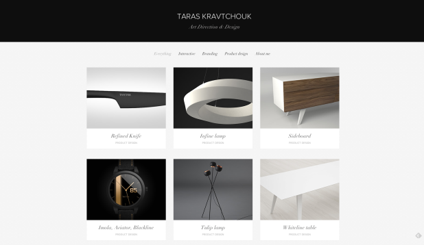 Taras Kravtchouk - Art Direction & Design