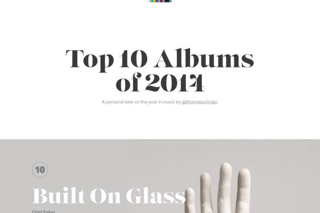 Top-10-Albums-of-2014