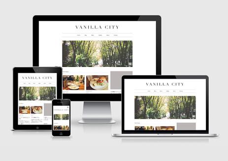ブロガー・アフィリエイト用ワードプレステーマ「Vanilla City」