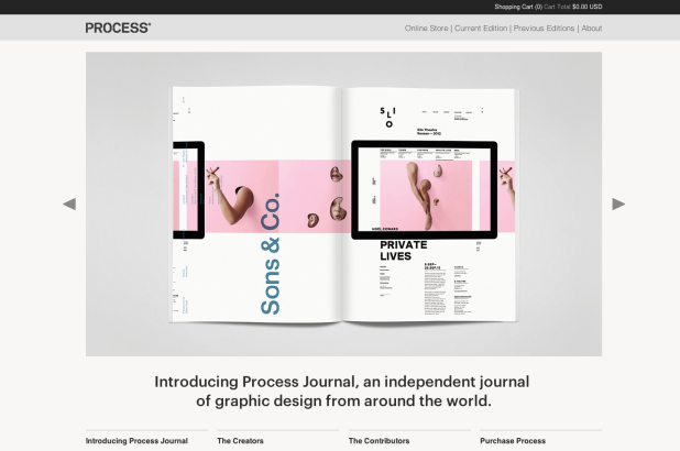 Process Journal — Home