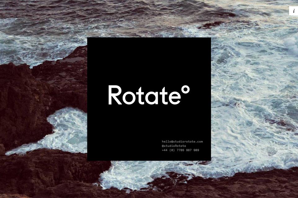 Rotate°