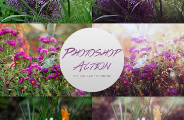 photoshop action