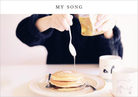 WordPressテーマ(スマホ対応レスポンシブデザイン)「My Song」